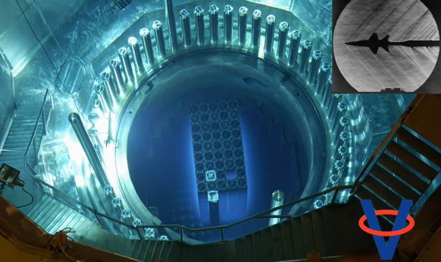 Prečo svietia reaktory namodro?