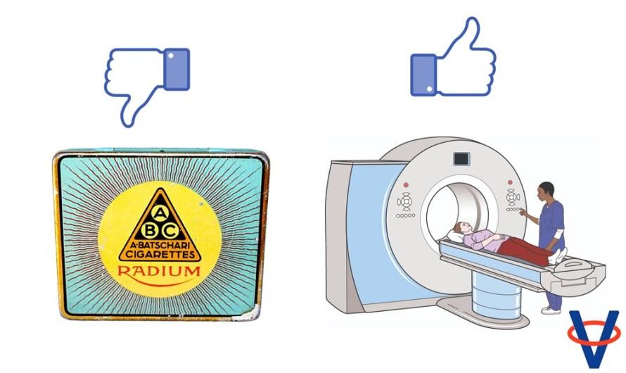 Na čo je ešte dobrá rádioaktivita?