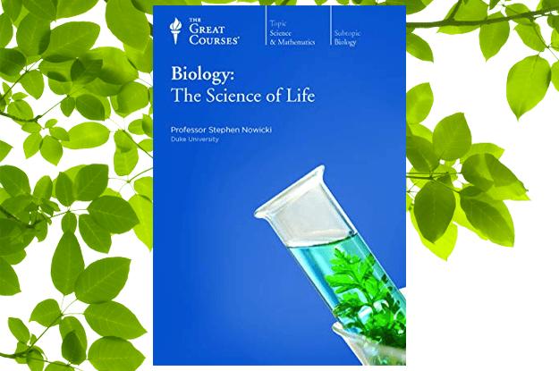 Stephen Nowicki: Biológia, veda života