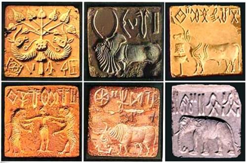 Pečate z údolia Indu (2600-1900 pred n.l.)