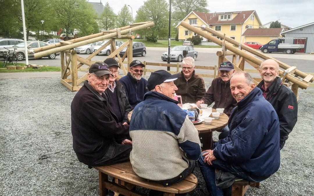 Sveriges piggaste pensionärer…?