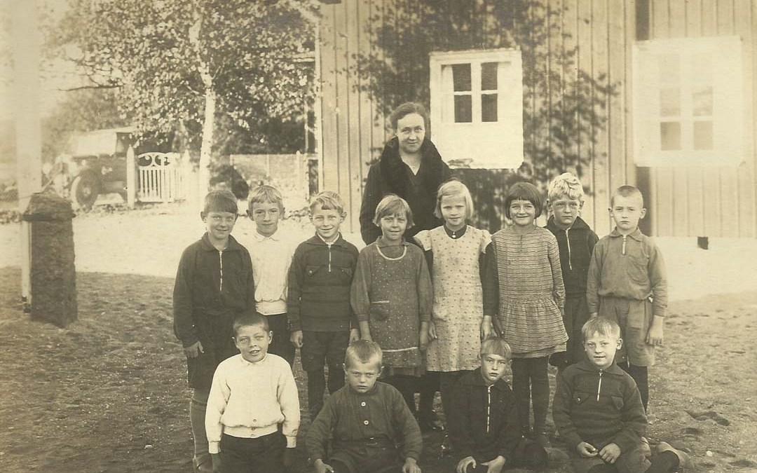 Småskolan i Östra Derome