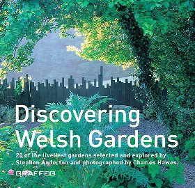Discovering Welsh Gardens Cover