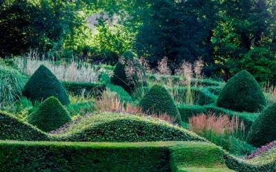 Review of Veddw House Garden by Noel Kingsbury