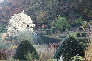 View over Veddw, autumn, copyright Anne Wareham