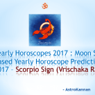Yearly Horoscopes 2017 | 2017 SCORPIO HOROSCOPE / 2017 VRISCHIK HOROSCOPE