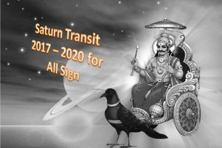 Saturn Transit to Sagittarius & 2017 To 2020 Prediction