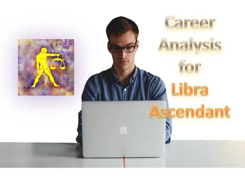 Best Career option according to Vedic Astrology - Libra