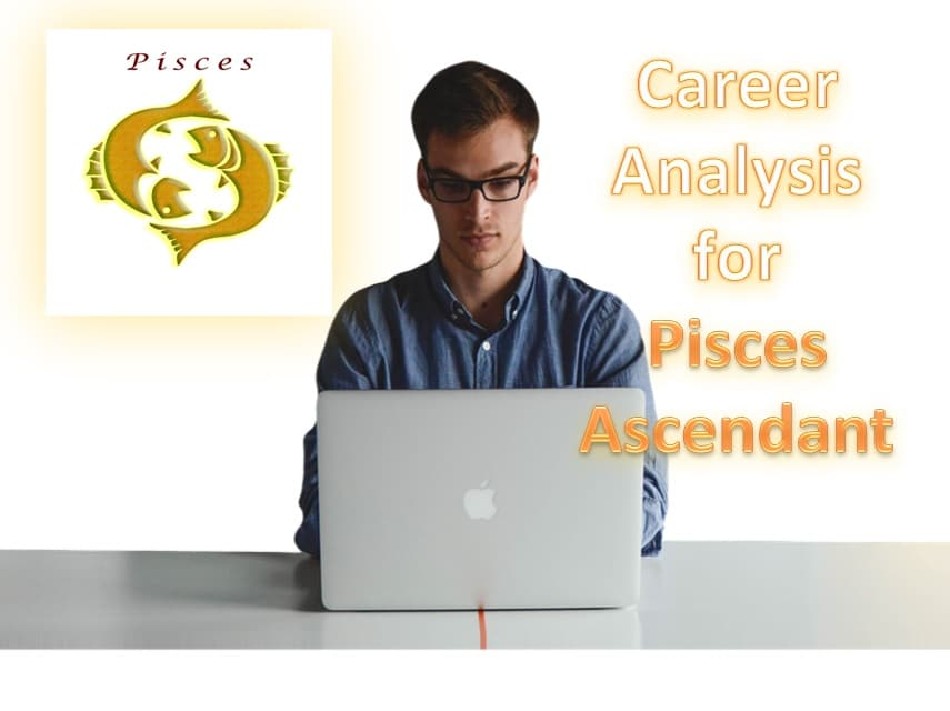 Best Career option according to Vedic Astrology - Pisces