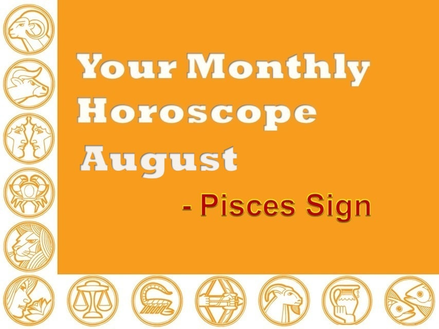 Your Monthly Horoscope August 2019 Pisces Sign - Vedic