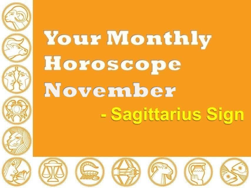 november 1 2019 sagittarius horoscope