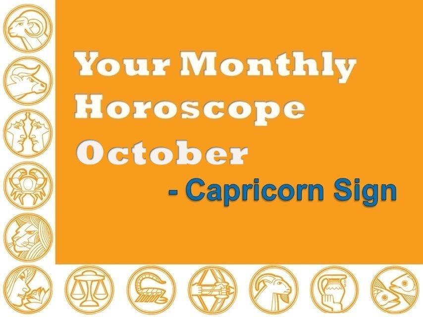 2019 monthly horoscope capricorn born 22 november