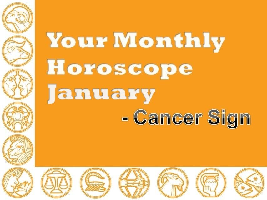 cancer horoscope 2020 january