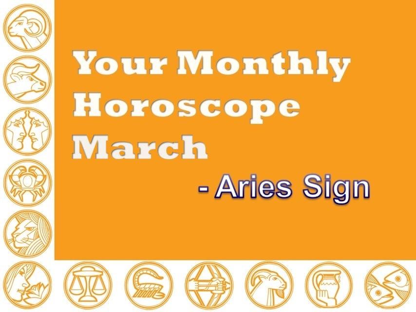 aries march 2020 horoscopes