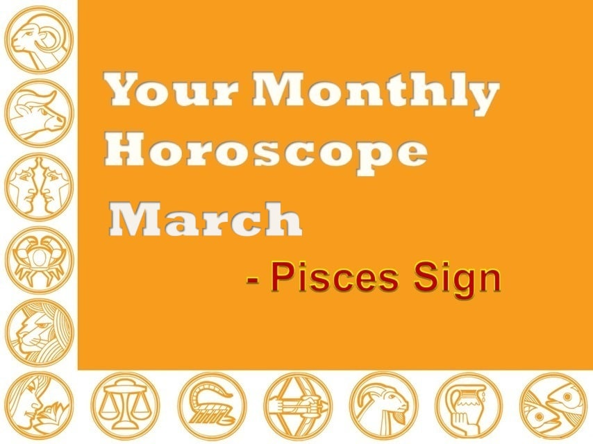 Your Monthly Horoscope March 2020 Pisces Sign - Vedic