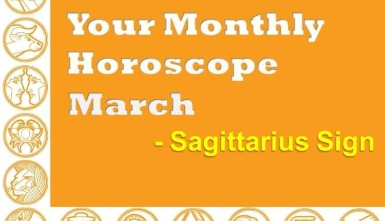 Your Monthly Horoscope March 2020 Sagittarius Sign - Vedic