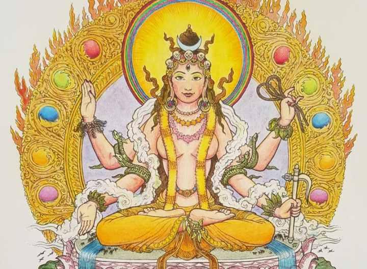 Dasa Mahavidyas - The 10 aspects of Adi Parashakti