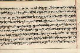 Hindu Scriptures - Sanskrit Literature