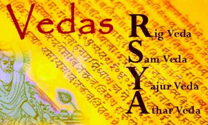 The Four Vedas An Introduction Origin And Brief Description