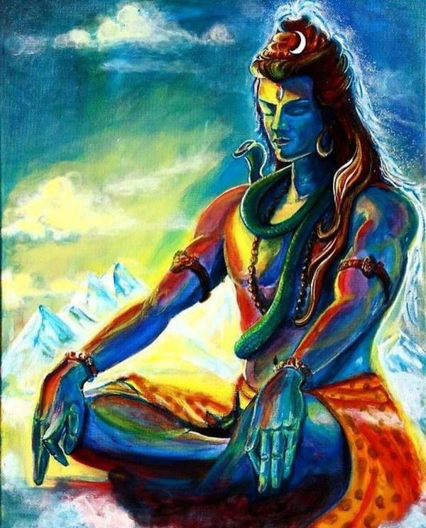Best Collection Of Lord Shiva Wallpapers For Your Mobile Phone