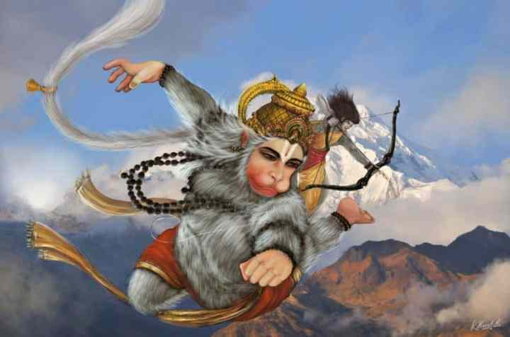 Secret Hanuman Mantra