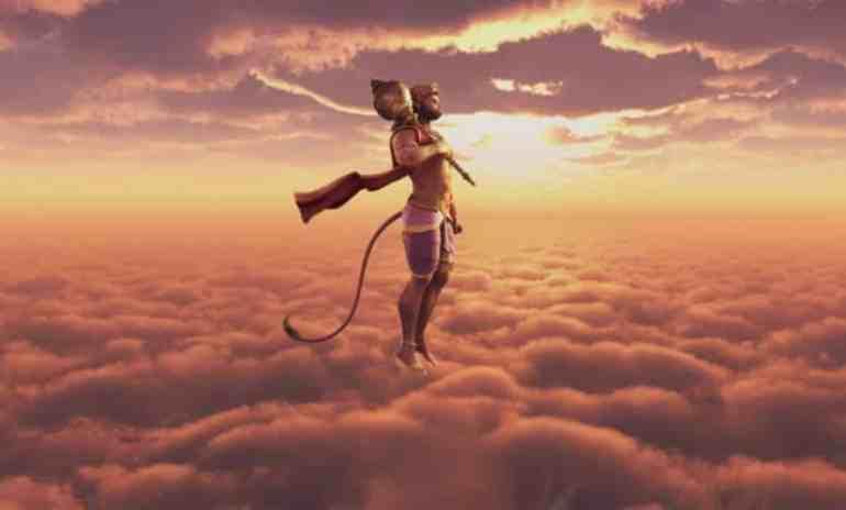Power of Hanuman Chalisa