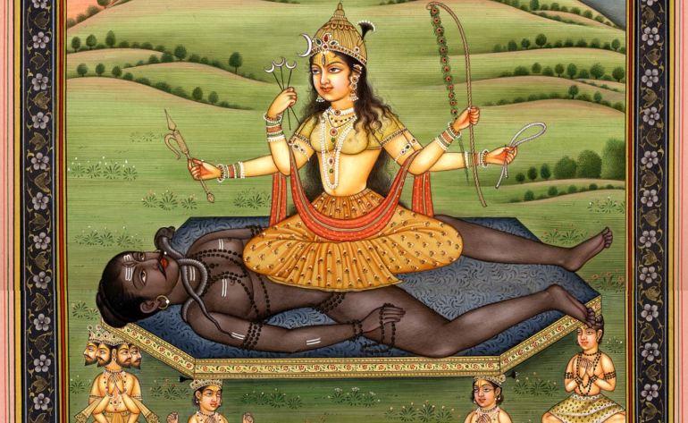 Goddess Shodashi Mantras