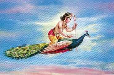 Lord Skanda - Kartikeya