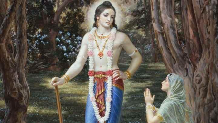 Lord Balarama -- Appearance