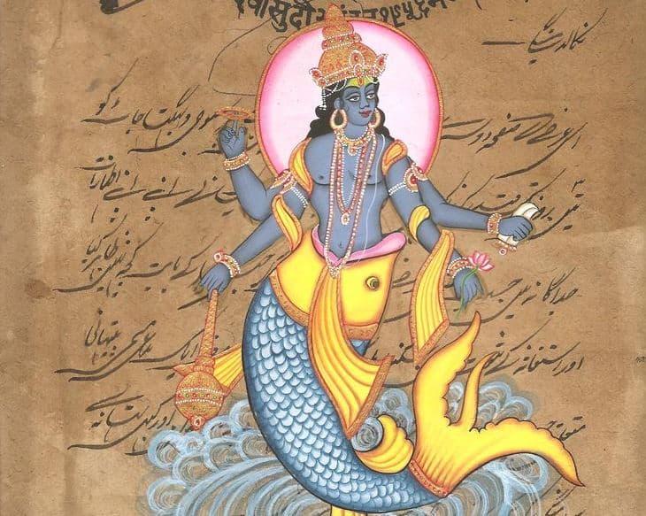 Matsya-Vishnu