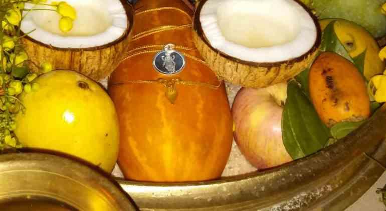 Naivedhya - food for hindu gods