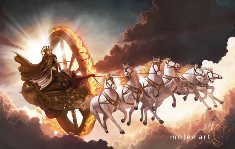 Suryadev - Lord Surya - Sun God