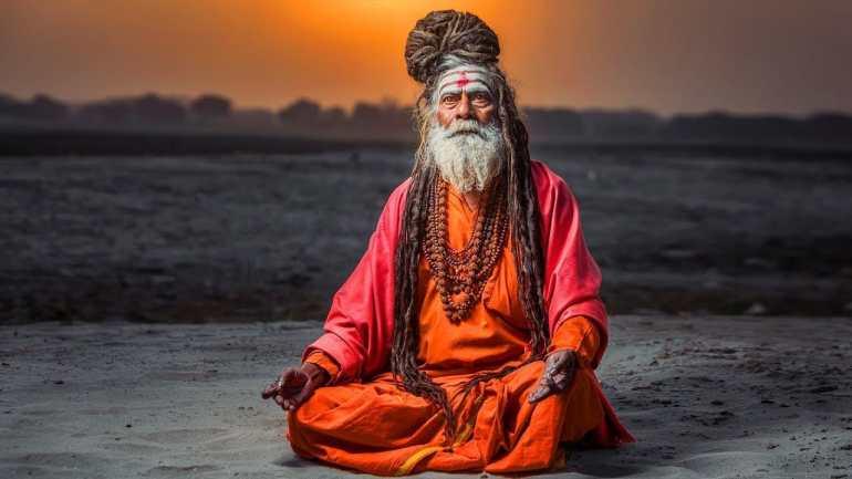 Indian Yogi on Samadhi