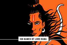 108 Names of Lord Rama