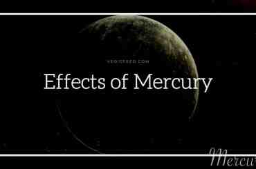 Effects of Mercury
