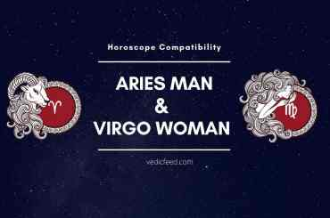 Aries Man and Virgo Woman