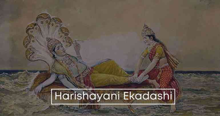 Devshayani or Harishayani Ekadashi