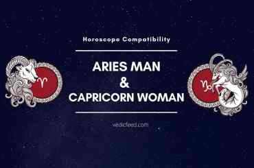 Aries Man and Capricorn Woman