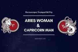 Aries Woman and Capricorn Man