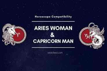 Aries Woman and Capricorn Man
