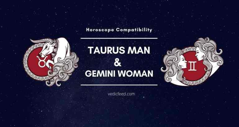 Taurus Man and Gemini Woman