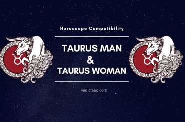 Taurus Man and Taurus Woman
