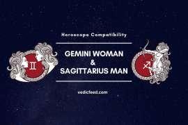 Gemini Woman and Sagittarius Man