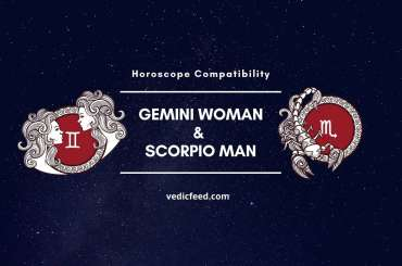 Gemini Woman and Scorpio Man