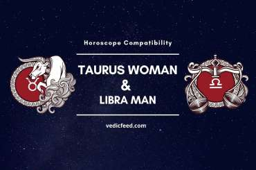 Taurus Woman and Libra Man