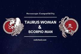 Taurus Woman and Scorpio Man