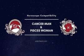 Cancer Man and Pisces Woman