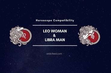 Leo Woman and Libra Man Compatibility