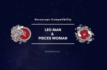 Leo Man and Pisces Woman Compatibility