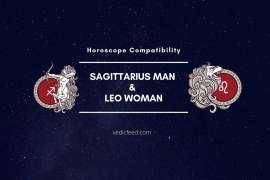 Sagittarius Man and Leo Woman Compatibility